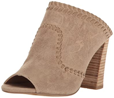 Report Women's Marlo Mule Taupe Size 6.0