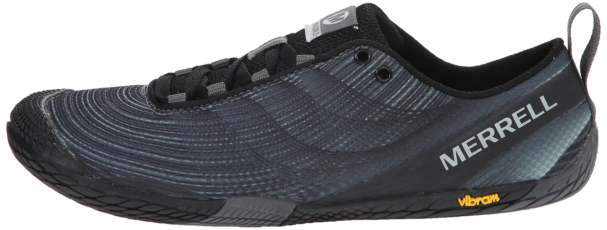 Merrell Women's Vapor Glove 2 Trail Running Shoe, Black/Castle Rock, 6 M US by Merrell (Image #5)