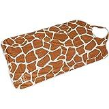cuddledry GC01 Das Original-Schürzen-Babybadetuch mit Giraffenmuster