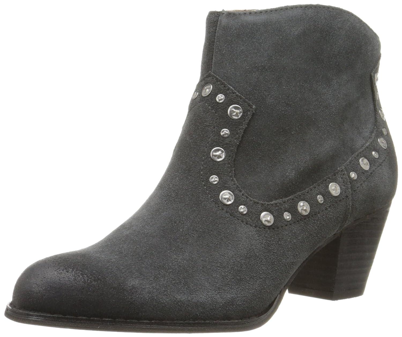 Corso Como Women's Berkshire Ankle Bootie B01CTIOGDW 7 B(M) US|Charcoal Suede