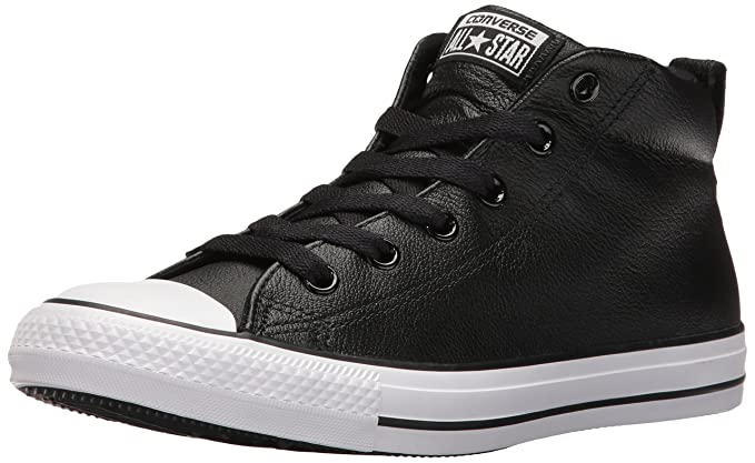8053c79ce047f Converse Chuck Taylor All Star Street Mid Fashion Sneaker Shoe ...