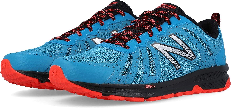 New Balance 590V4 Zapatilla De Correr para Tierra (2E Width) - SS19-42.5: Amazon.es: Zapatos y complementos