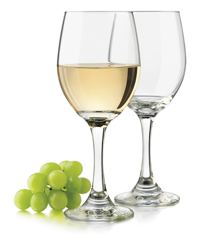 Libbey Classic 4-piece White Wine Glass Set 3011S4B