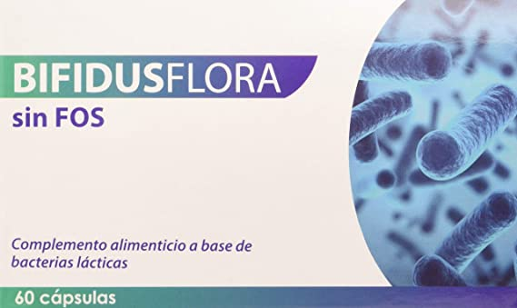 Phytovit Bifidusflora Sin Fos 60Vcaps 1 unidad 200 g: Amazon ...