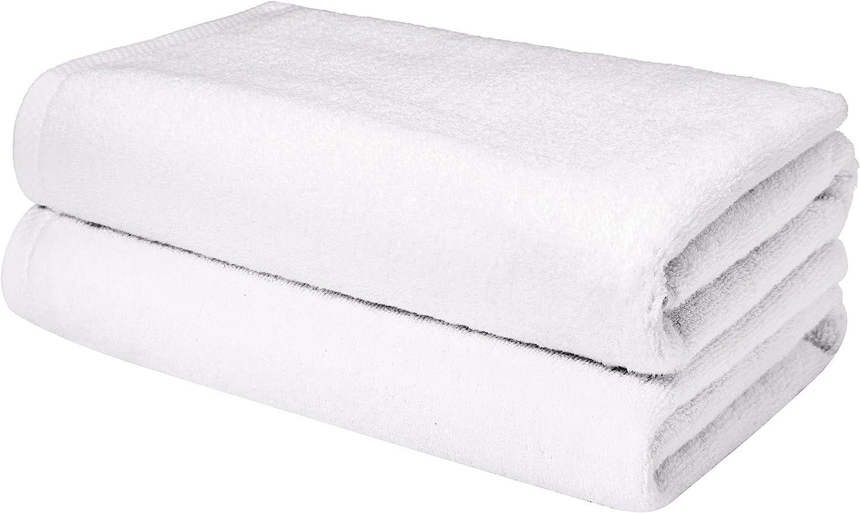 Best bath towels-Editor's choice: AmazonBasics Quick-Dry Bath Sheets