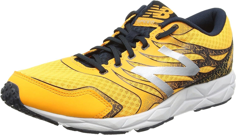 New BalanceM590LL5 - Zapatillas de Running Hombre, Color Naranja ...