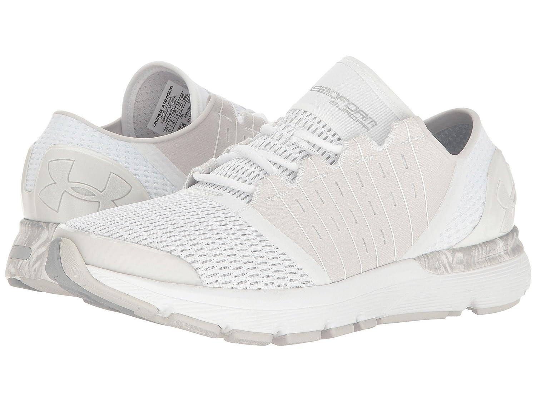 (アンダーアーマー) UNDER ARMOUR メンズランニングシューズスニーカー靴 UA Speedform Europa City Record White/Glacier Grey/White 9 (27cm) D - Medium B07BZXWNG6  - -