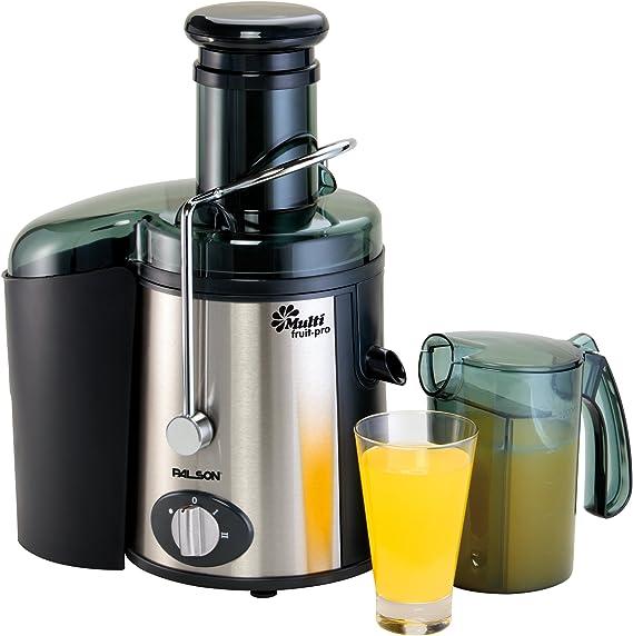 Palson 30561 Licuadora 800W, 800 W, 2 litros, Negro, Acero ...