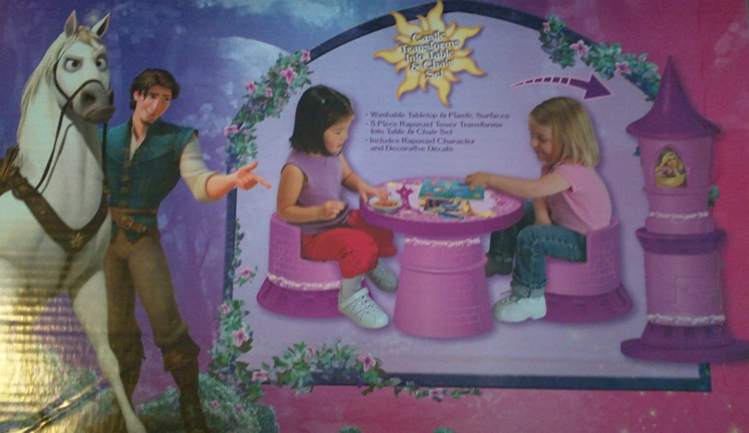 Disney Princess Chair And Table Set Amp Mayflower