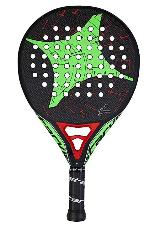 StarVie Titania Carbon Pala de Pádel, Unisex Adulto, Verde ...