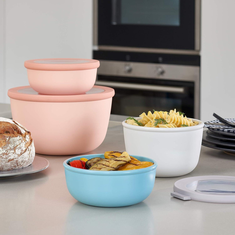 Plastic 22.5 x 12.9 cm Plastic Mepal Cirqula Multi-Purpose Bowl 2250/ml Green