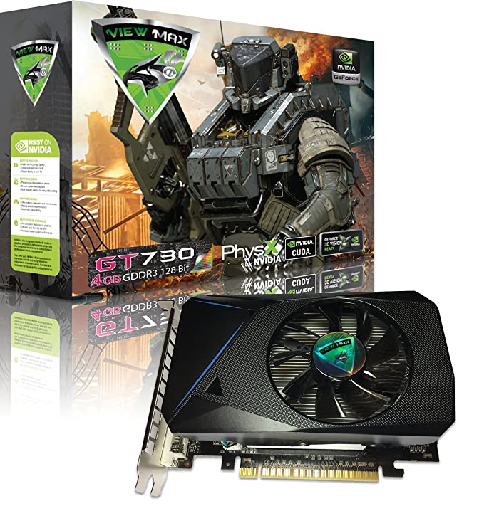 Review ViewMax GeForce GT 730