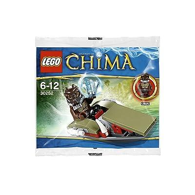 Jet Pantano 30252 Lego Cima Cragg (jap?n importaci?n): Juguetes y juegos