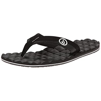 Volcom Men's Recliner Sandal Flip Flop: Shoes