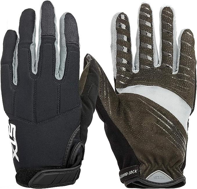 STX Strike Women's Lacrosse Gloves - Upgraded Female Lacrosse Glove