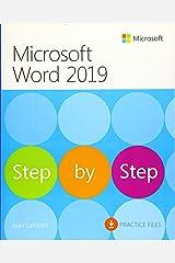Microsoft Word 2019 Step By Step Paperback
