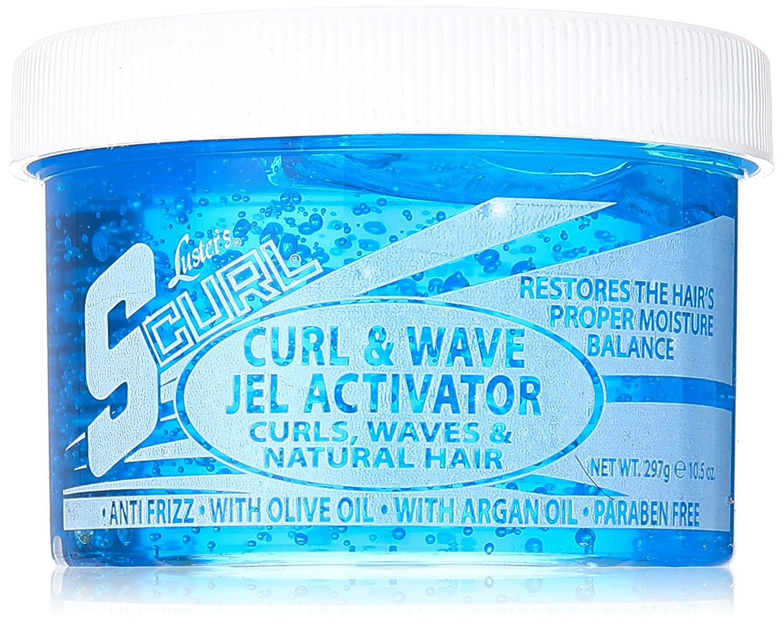 Luster's Gel activateur Wave Jel & Activator S-Curl 311 ml Atlas Ethnic 9182