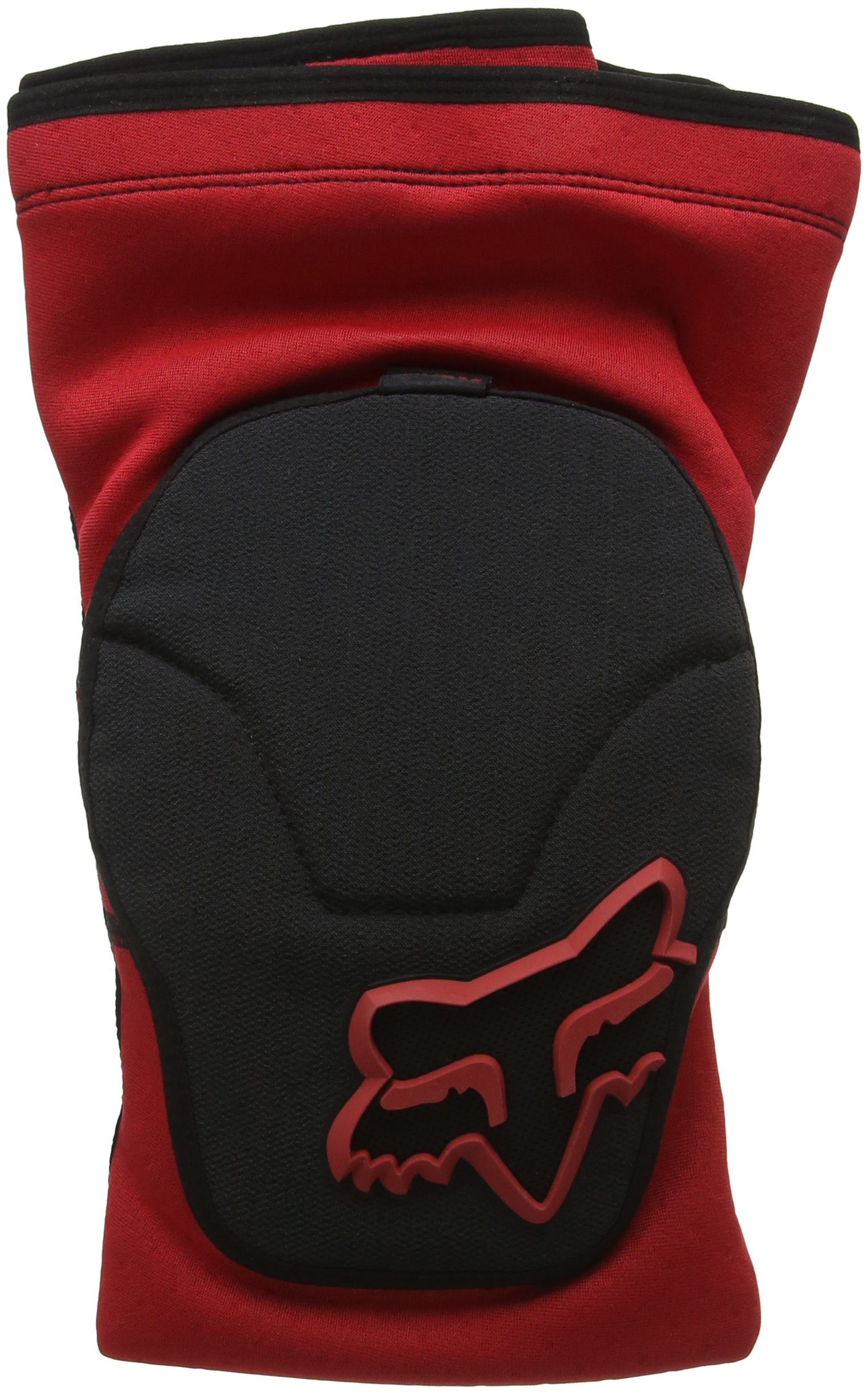 Fox Racing Launch Enduro Adult Knee/Shin Guard MX Motorcycle Body Armor - Red/X-Large
