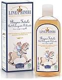 Linea Bimbi Certified Organic Baby Shampoo Body Wash Vegan Friendly Dermatology Tested, 98% Natural 250ml