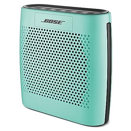 bose bluetooth speakers amazon. bose soundlink color bluetooth speaker (mint) speakers amazon i
