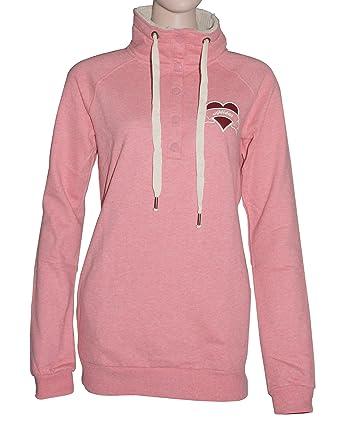 adidas neo Damen Kapzuzen-Longpullover W AOP HDY rose DW8019