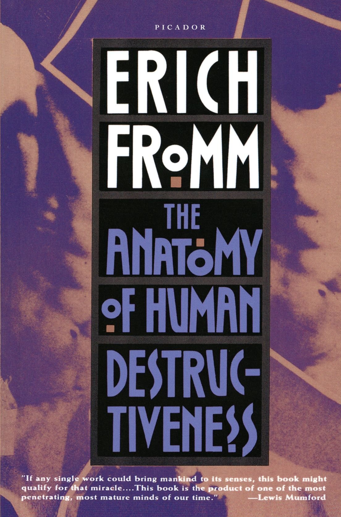 Amazon The Anatomy Of Human Destructiveness 9780805016048