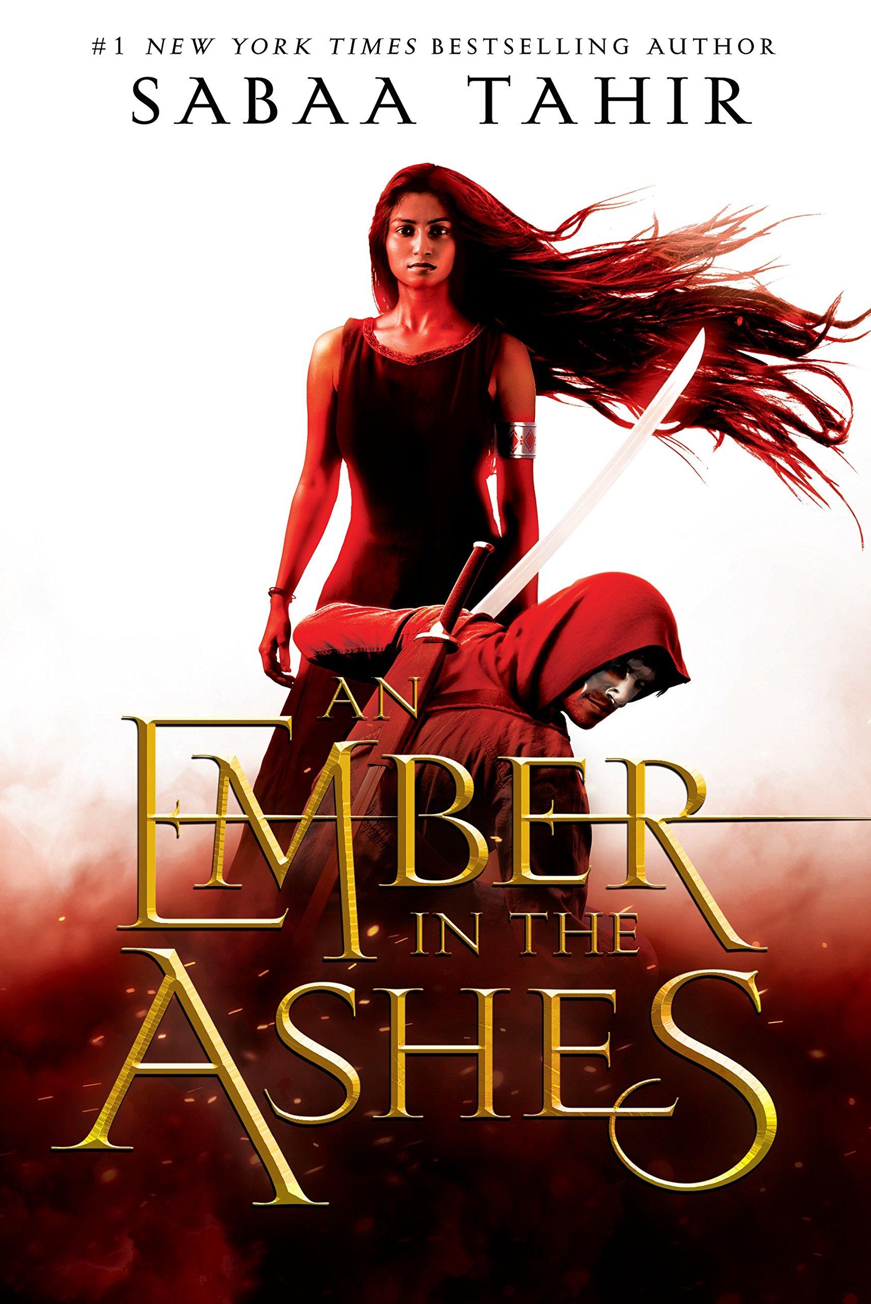 Ember Ashes Sabaa Tahir product image