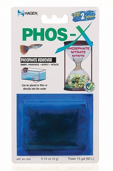 amazon com green x phosphate remover 0 14 ounces aquarium