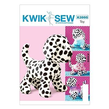 KWIK-SEW PATTERNS Kwik Sew Mustern K3995 Spielzeug Hund und Kleidung ...