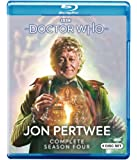 Doctor Who: Jon Pertwee Complete Season Four (BD) [Blu-ray]