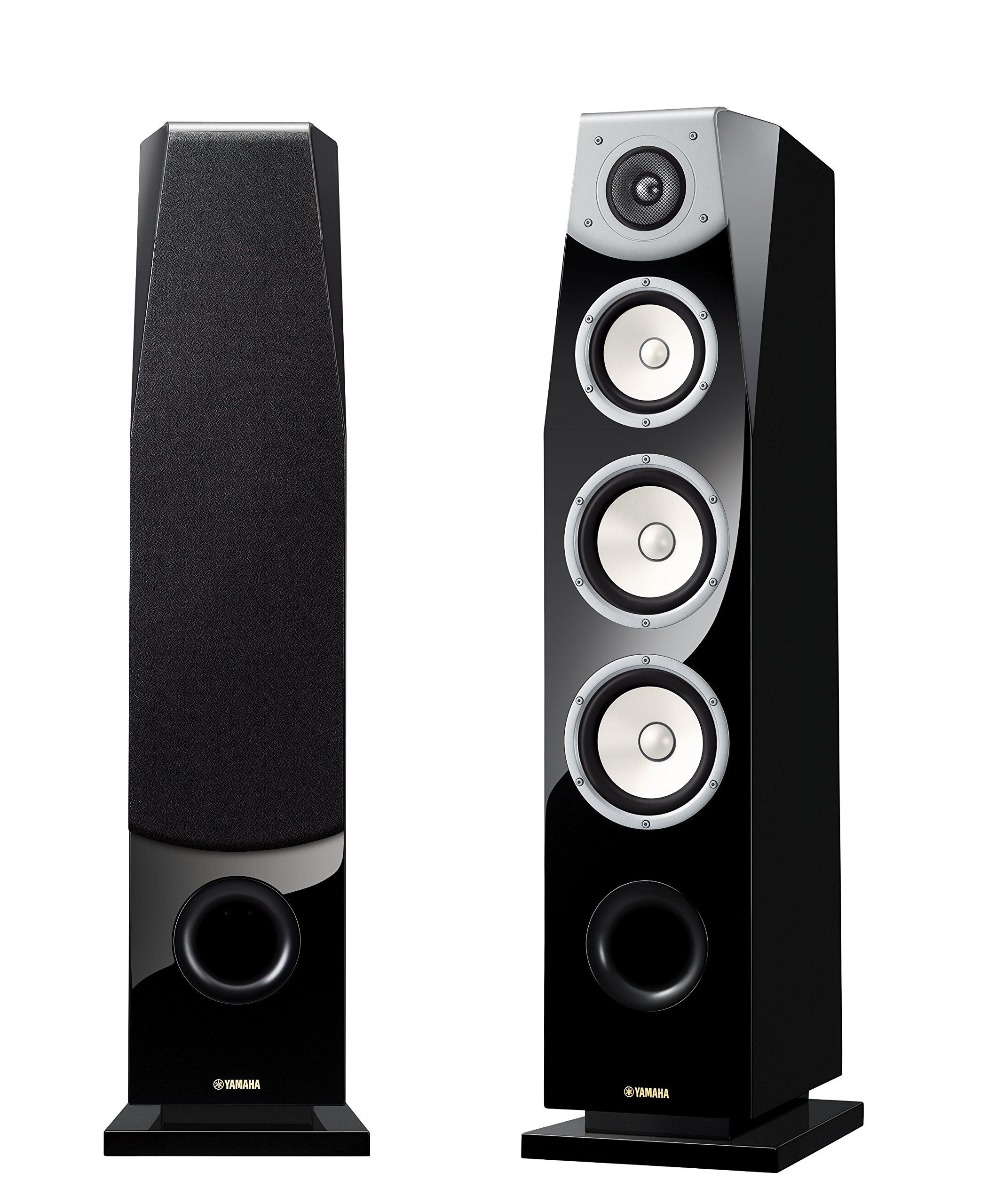 Yamaha NS-F901PN 3-Way Bass Reflex Floorstanding Speakers by Yamaha