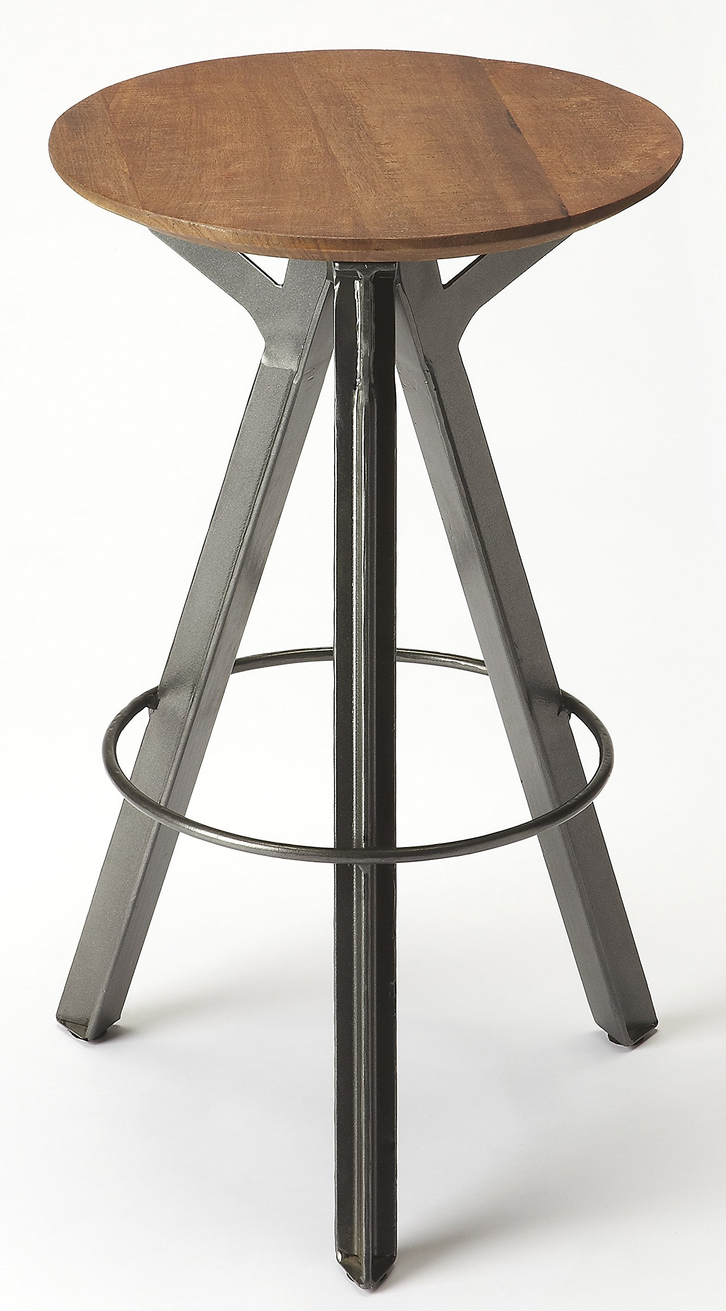 Allegheny Bar Stool in Distressed  Finish 730903