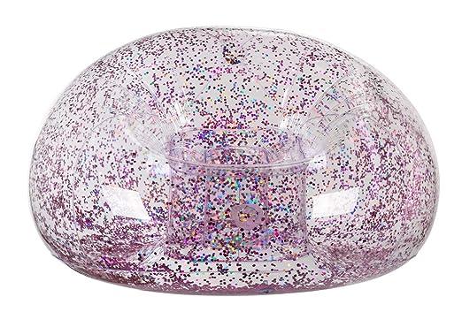 ootb 91/4021 - Sillón Hinchable, Color Rosa: Amazon.es: Juguetes y ...