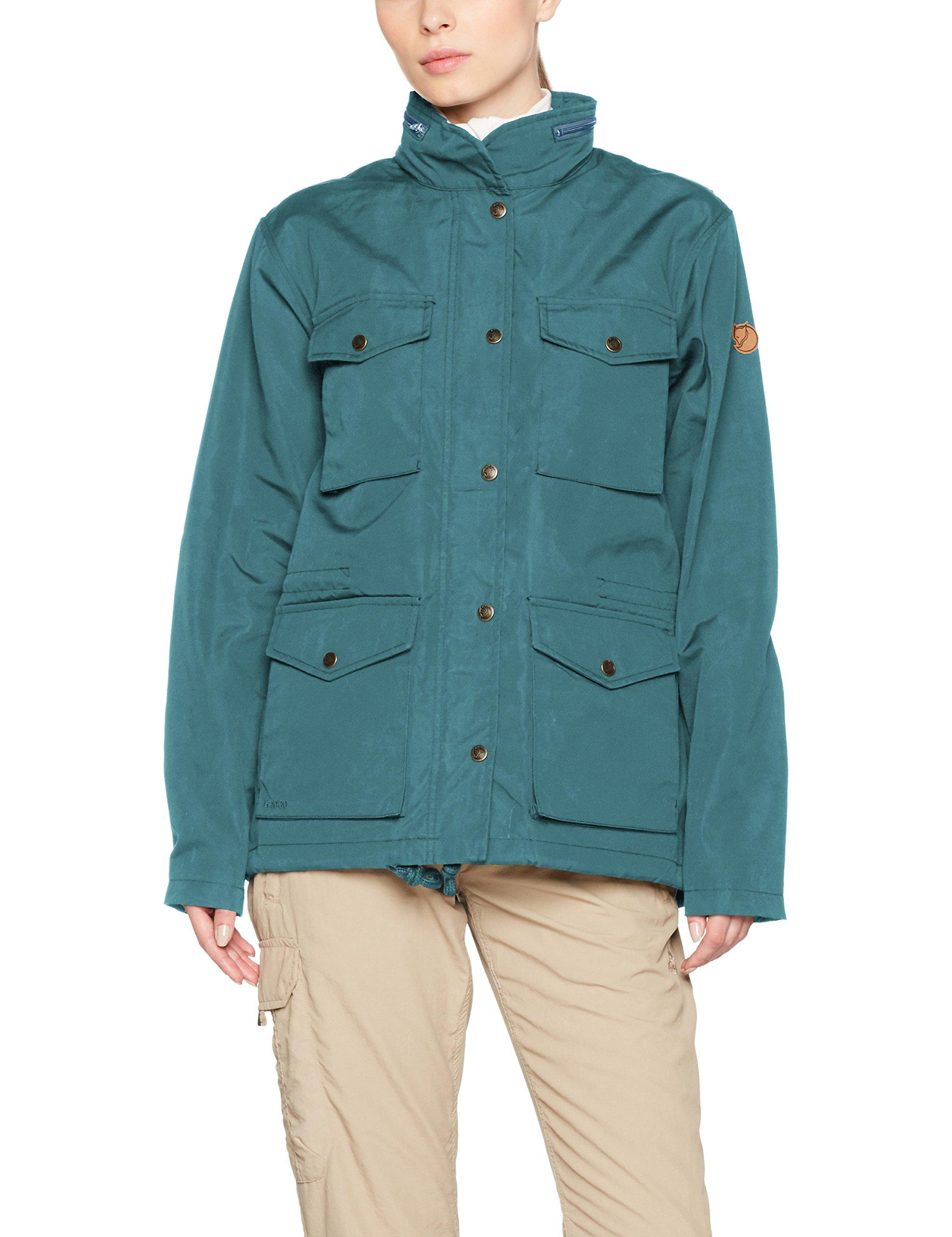 Fjallraven - Women's Raven Jacket, Frost Green, S