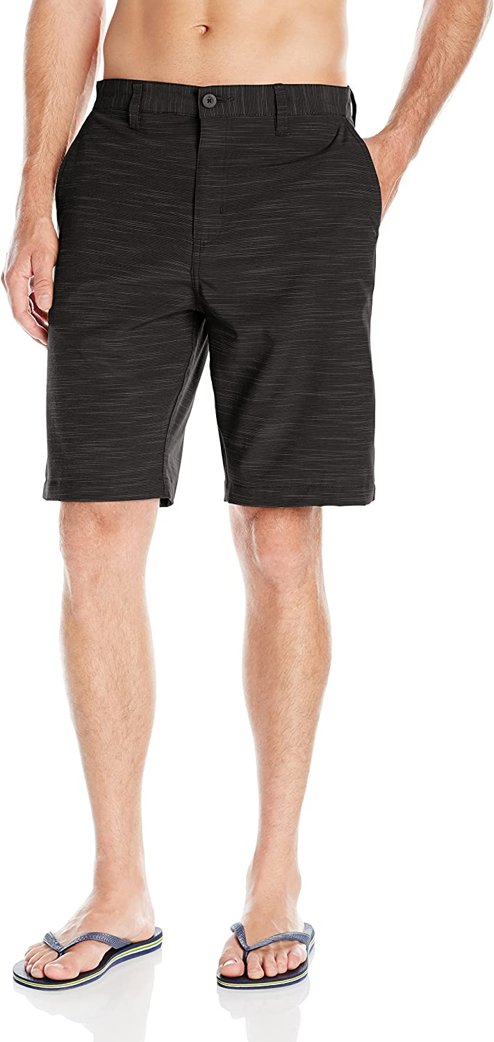 Burnside Mens High Stakes Stretch Hybrid Short