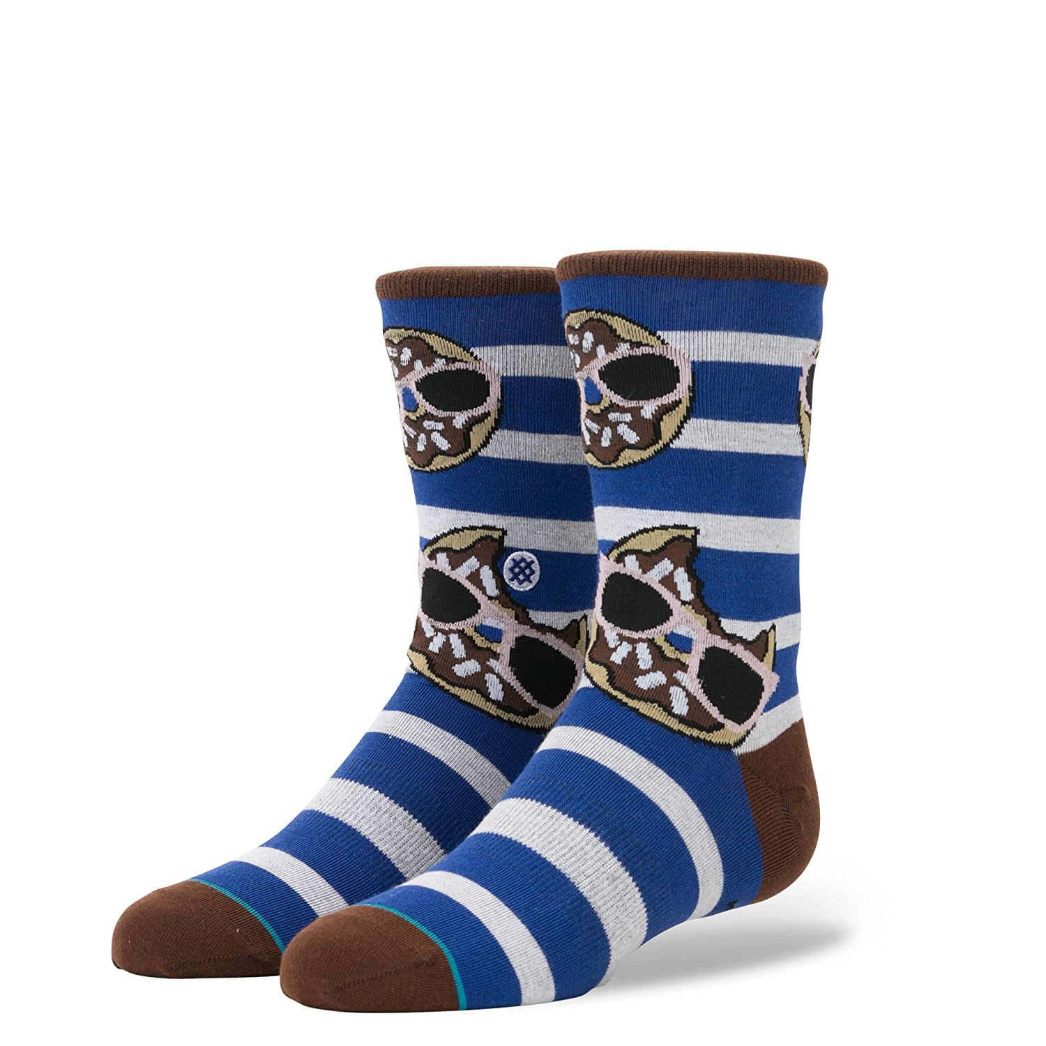 Stance B515D17DOU Boys' Dough Glassy Sock