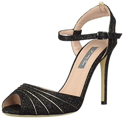 99f30ed848b SJP by Sarah Jessica Parker Women s Monroe Heeled Sandal
