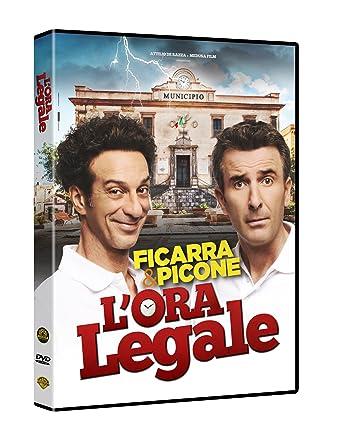Risultati immagini per l'ora legale dvd