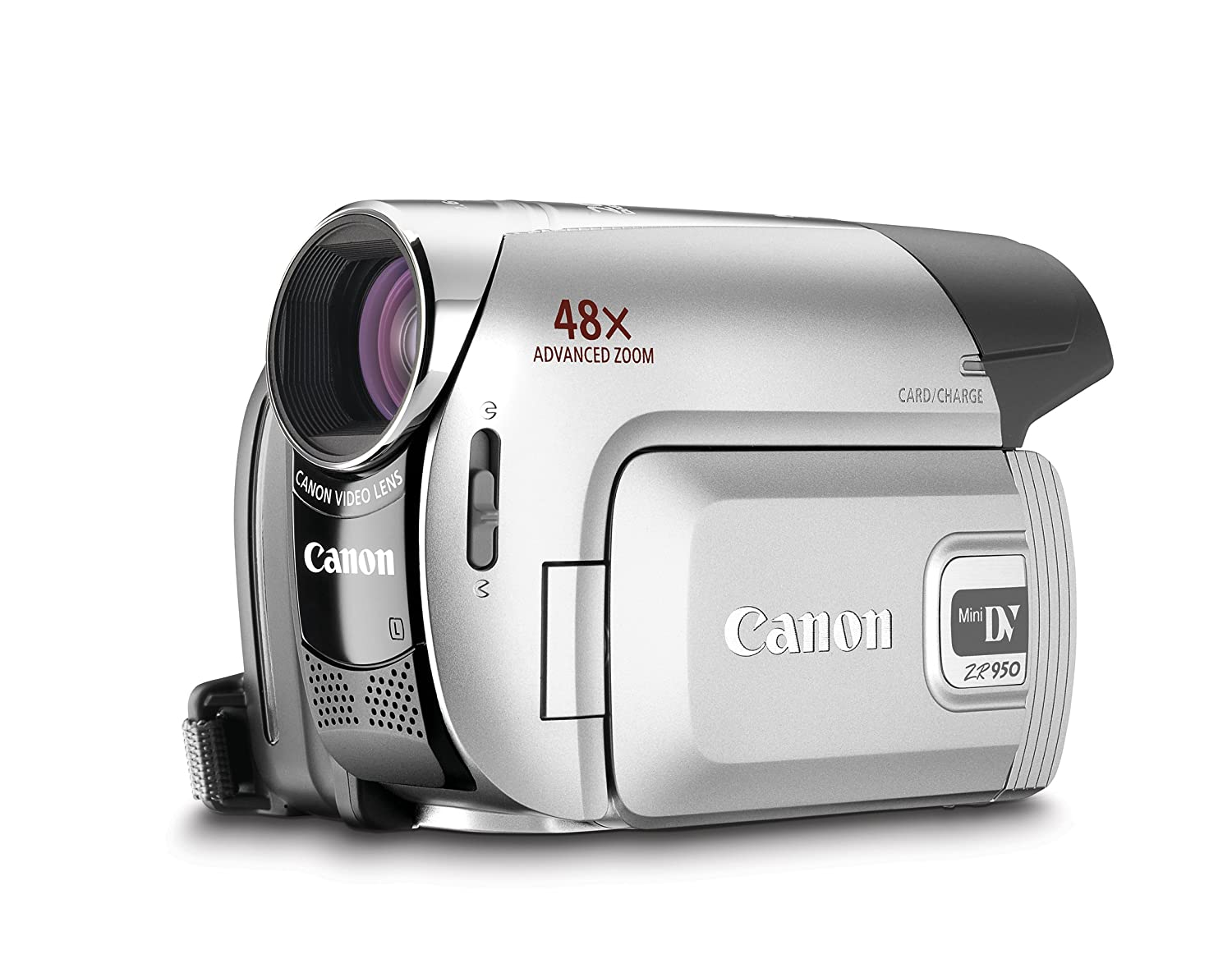amazon com canon zr950 1 07mp minidv camcorder with 37x optical rh amazon com Canon Printer Manual Camcorder Canon ZR930