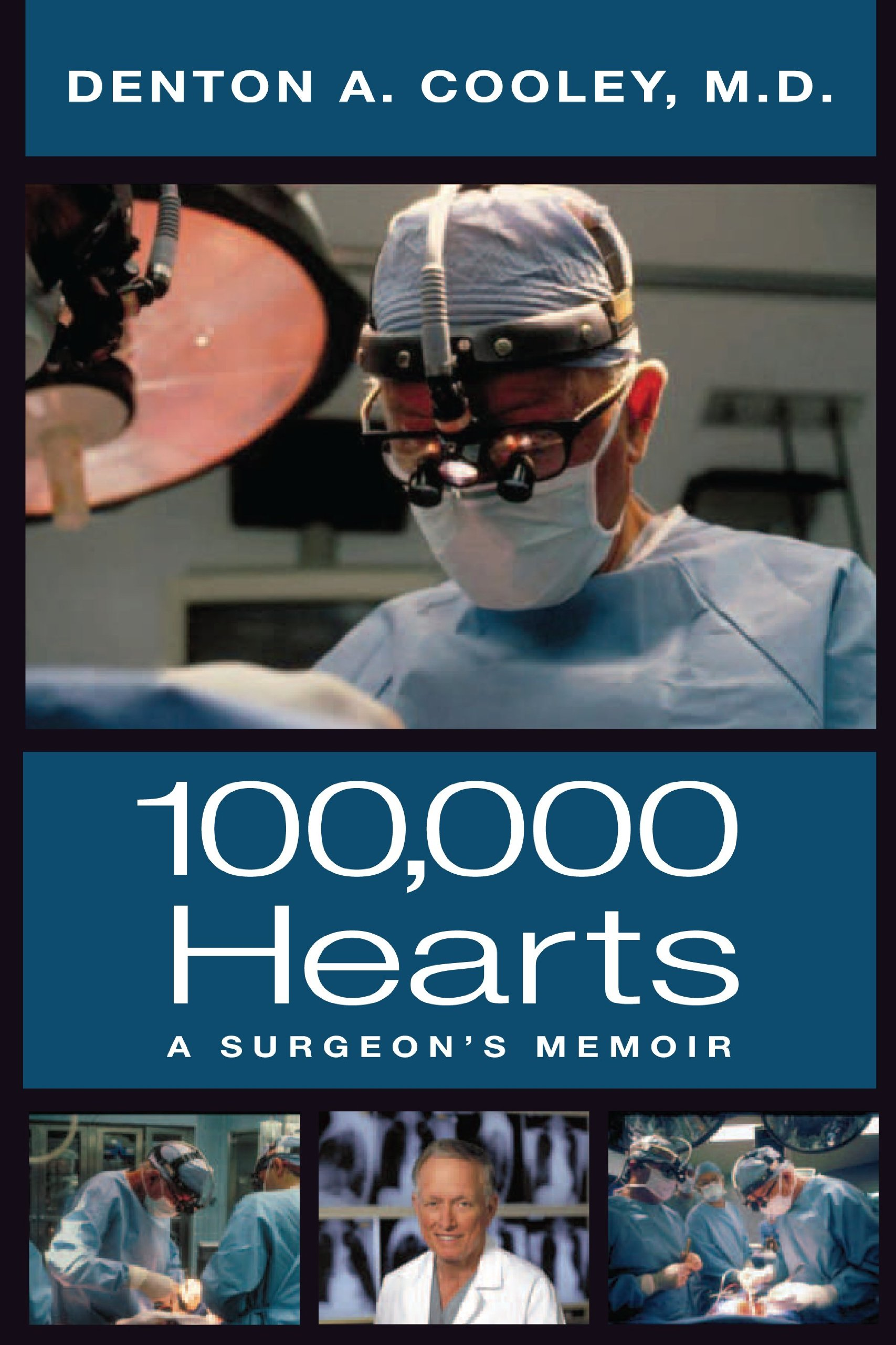 Buy 100, 000 Hearts: A Surgeon's Memoir Book Online at Low Prices in India  | 100, 000 Hearts: A Surgeon's Memoir Reviews & Ratings - Amazon.in