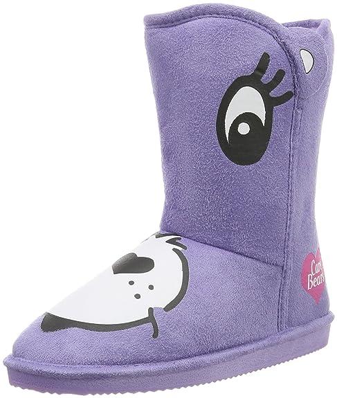 Iron Fist Share Bear Fugg Boot, Botines para Mujer, Morado (Lilac), 43 EU: Amazon.es: Zapatos y complementos
