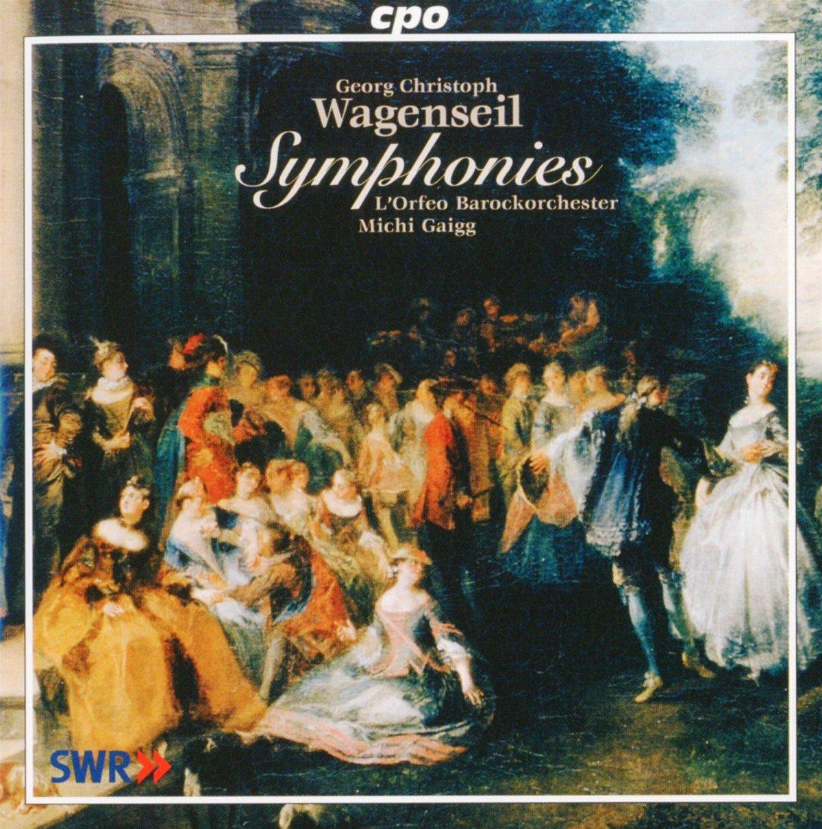 Georg Christoph Wagenseil, Michi Gaigg, Orfeo Baroque Orchestra ...