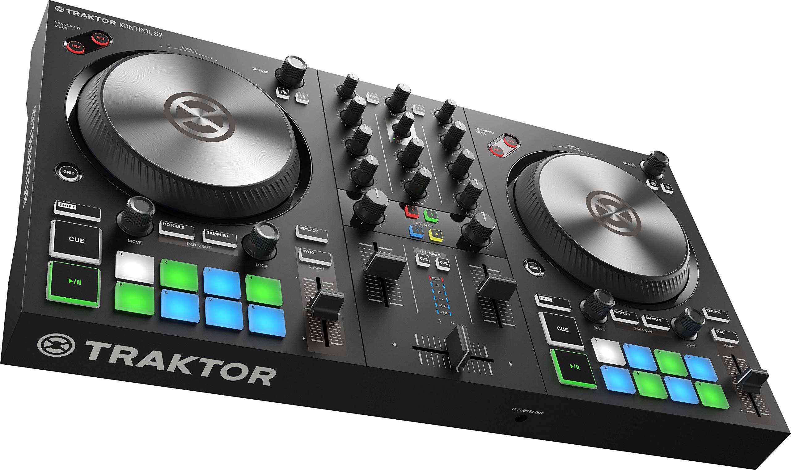 Native Instruments Traktor Kontrol S2 Mk3 DJ Controller by Native Instruments (Image #9)