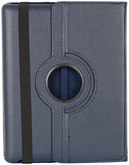 DMG Back Cover for Apple iPad 2/3/4  Navy Blue  Tablet Accessories