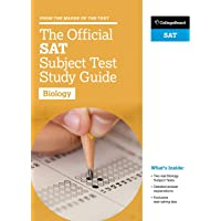 The Official SAT Subject Test in Biology Study Guide(封面随机)