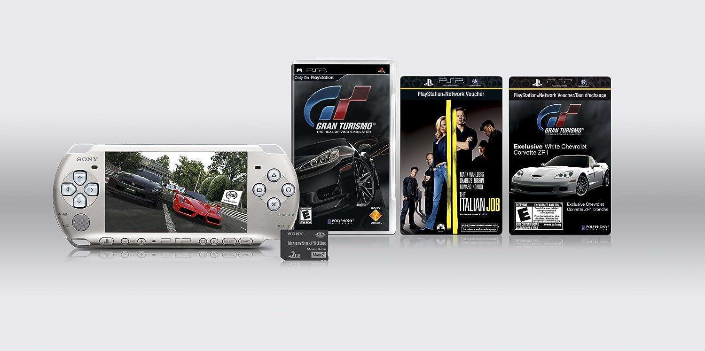 Amazon.com: PlayStation Portable Limited Edition Gran ...