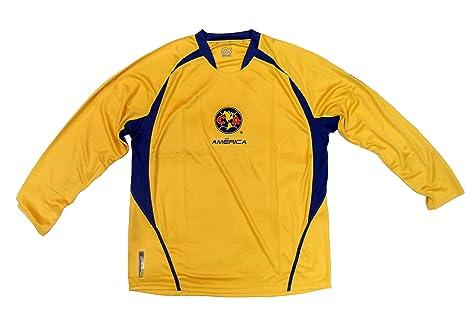 sale retailer ed4af 18219 Amazon.com : Rhinox Official Licensed Club America Jersey ...