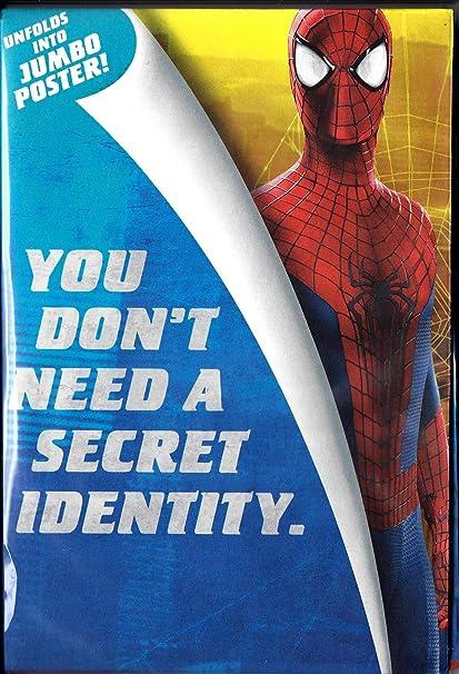 Amazon Com Spider Man Jumbo Poster Birthday Card Office Products