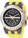 Mulco Unisex Bluemarine Glass Chronograph Swiss Multifunctional Movement Watch