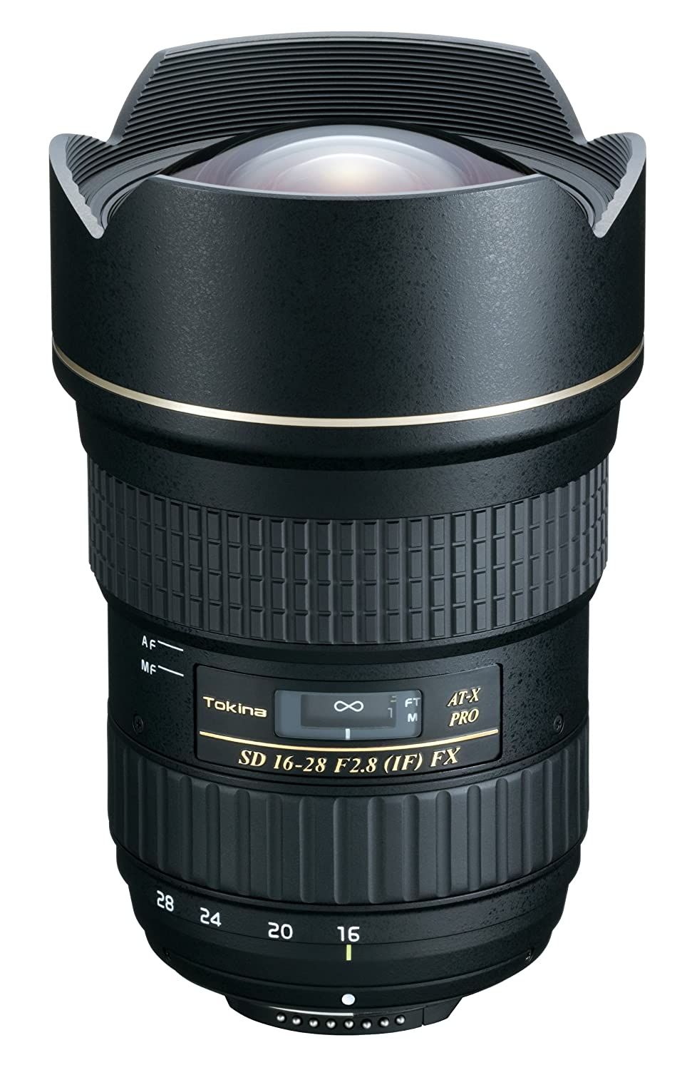 Amazon.com: Tokina AT-X 16-28mm f/2.8 Pro FX Lens for Nikon: Camera ...